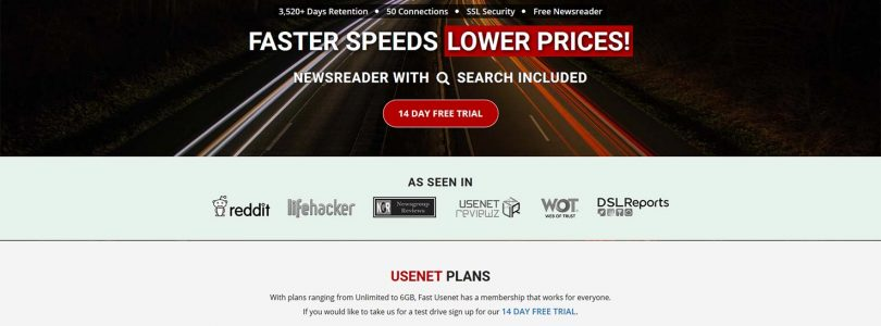 Fast Usenet Review